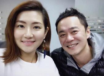 Selina宣布与张承中离婚