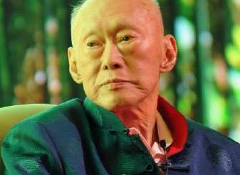 新加坡前总理李光耀病逝 享年91岁