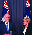 执政党内讧,澳总理换人