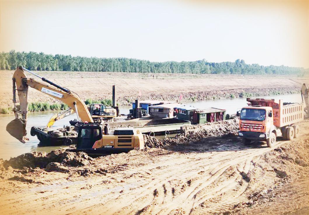 小清河复航济南港、第一旅游大道同步开工