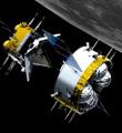 我国首次实现月球轨道交会对接