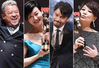 金像奖四大演技奖得主平均年龄58.5岁