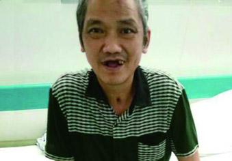 一湖南男子在省立医院走失