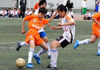 足球将列入中小学体育课
