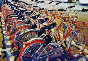 三大共享单车将齐聚济南