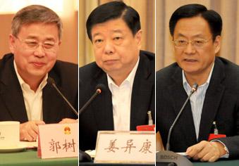 山东省十二届人大六次会议开幕