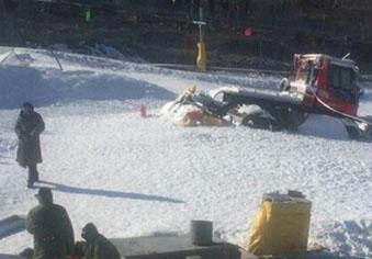 女童卷入滑雪场传送带不幸身亡