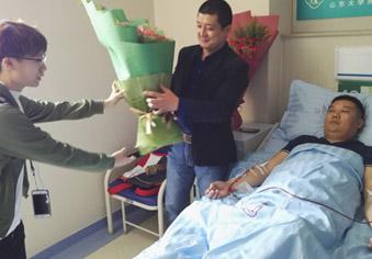 半年两次!他为同一患者捐干细胞