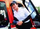 """济南急救有了""""空中120"""" 机长还是位美女"""
