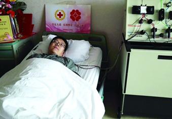 济南汉子捐髓救北京白血病患者