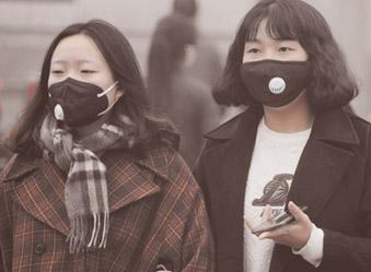新一轮污染今天到,预计周六结束
