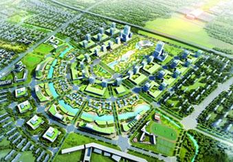 济南西部新城签约23个大项目