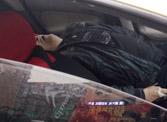 男子仰躺驾驶座蹊跷死亡