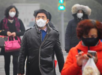 近三年来最持久重污染终于结束