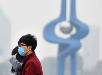 山东5市发重污染天气蓝色预警
