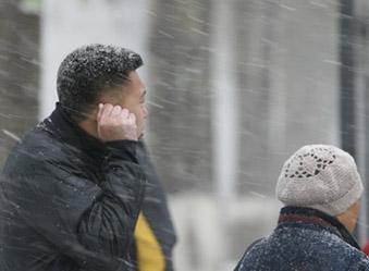 大雪降温!济南暴跌15℃!