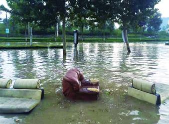 """管裂成""""灾""""济南东部大范围停水"""