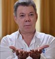 哥伦比亚总统获颁诺奖和平奖