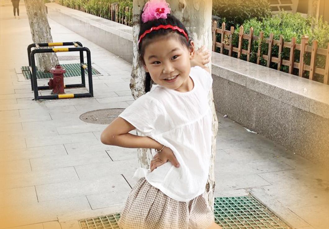 左脚变形仍然坚持跳舞,7岁小网红手术顺利