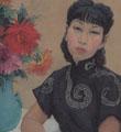 """""""中国第一代女大师""""潘玉良作品首次在山东展出"""
