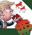 全球股灾 特朗普吹