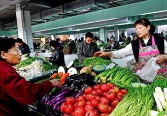 济南新建小区须配建室内菜市场