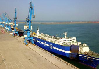 三港合力,渤海湾港来了