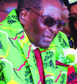 津巴布韦93岁总统穆加贝被扣