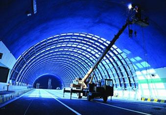 枢通全城 纽带六隧