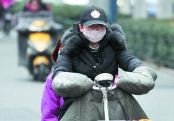 寒潮预警 明晨济南最低温-5℃