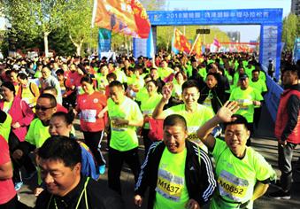 菏泽马拉松明日开跑,选手观众注意啥?