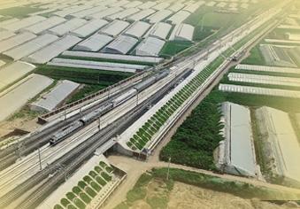支持社会资本参与高铁建设