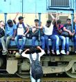 """孟加拉国开启""""春运之旅"""""""