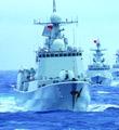 献给人民海军成立70周年