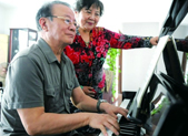胡天祥刘丽梅:歌剧伴侣和人生CP