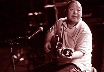 著名摇滚歌手臧天朔因肝癌去世