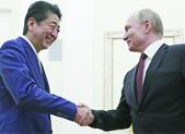俄日岛争 心机无穷