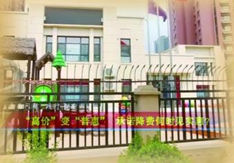 """政府承诺的普惠园,园方却说是""""谣言"""""""