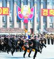 朝鲜大阅兵 想告诉世界啥