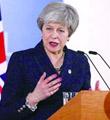 英国百万人游行反脱欧 十多名阁臣要首相走人