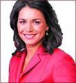37岁女议员宣布竞选美国总统