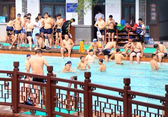 济南本周最高温37℃