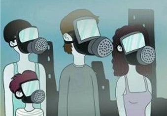 """沙尘影响,济南""""气质""""重污染"""