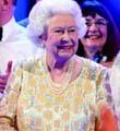 英女王92岁听演唱会庆生