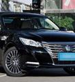 皇冠中国停产:一个明星车型在中国的