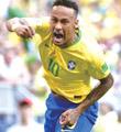 巴西2:0击败墨西哥晋级八强