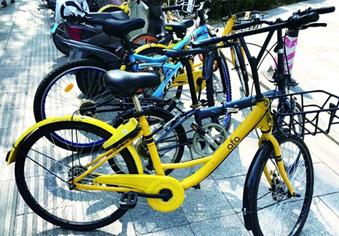 共享单车狂