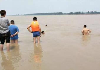 痛心!两准大学生黄河溺水失踪
