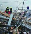 浙江温岭一槽罐车爆炸致10死117伤