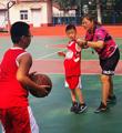 篮球燕姐的青训情怀